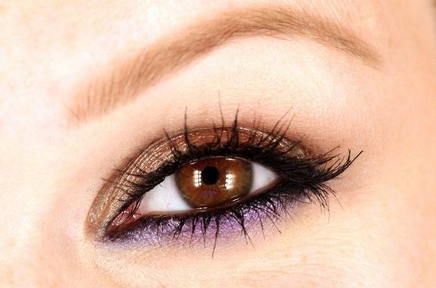 Cute makeup ideas for brown eyes