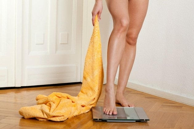 похудеть за 1 месяц на 10 кг