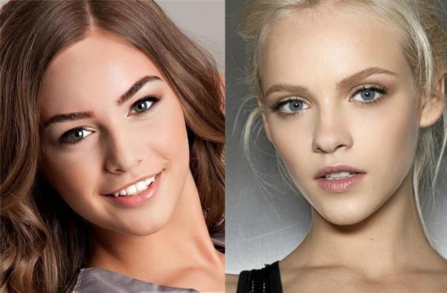 Создать естественный макияж