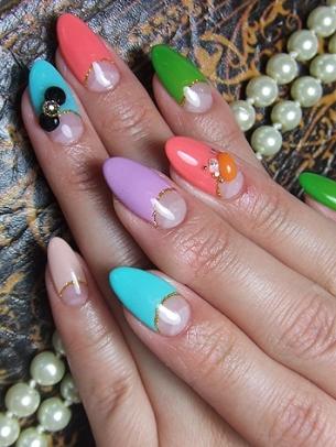 Дизайн ногтей последние тенденции