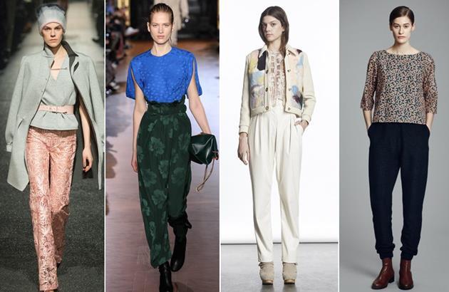 Модные Брюки Зима Осень 2015 С Доставкой