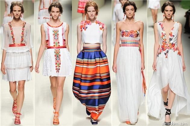 Одежда В Этническом Стиле