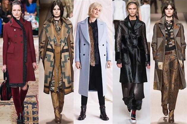 Готовимся к весне. Женские пальто - 2017.