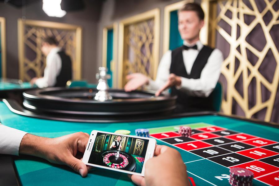 Онлайн казино является авторитетной компанией